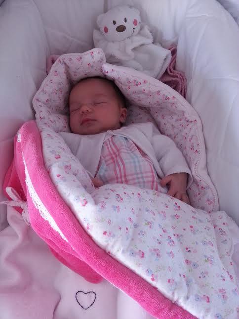 Charlize, née le 1er juillet 2015