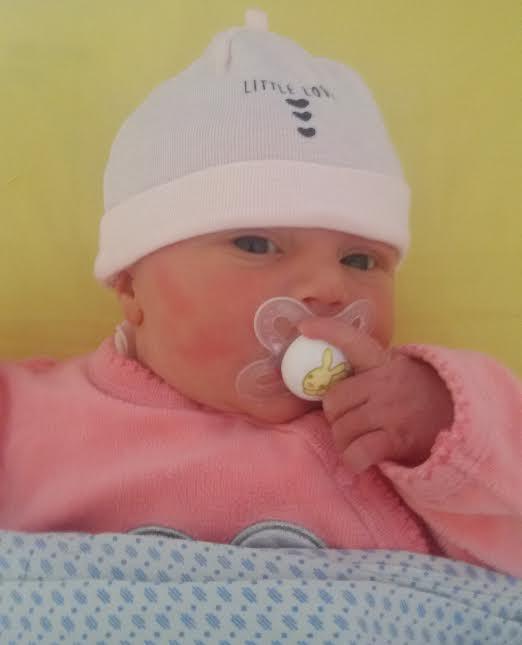 Olivia, née le 11 juillet 2015