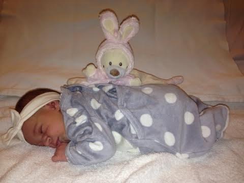 Izia, née le 22 juillet