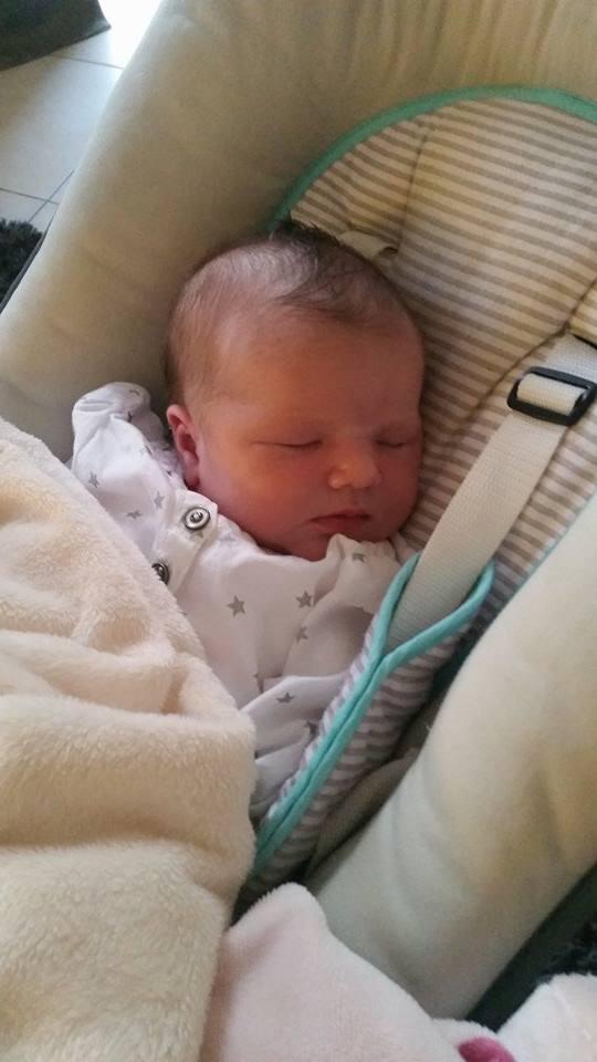 Louise, née le 26 juillet