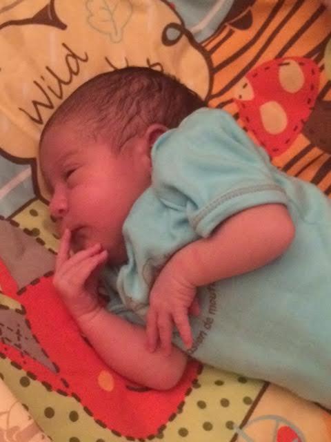 Nadine Myriam, née le 27 juillet