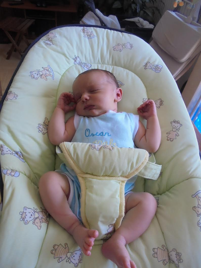 Géraud, né le 29 juillet