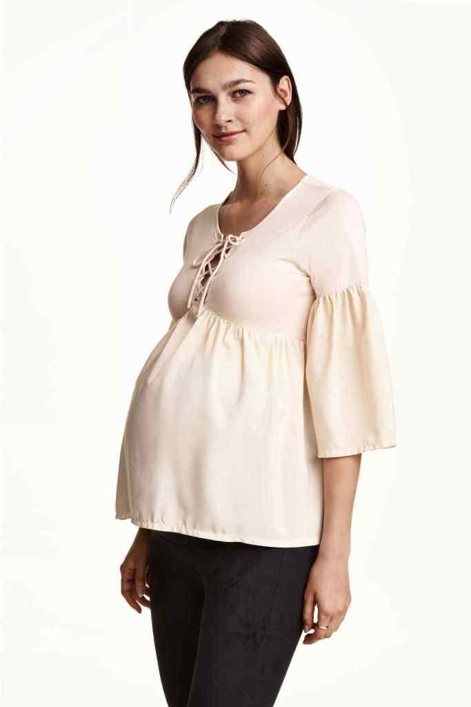 blouse femme enceinte h&m