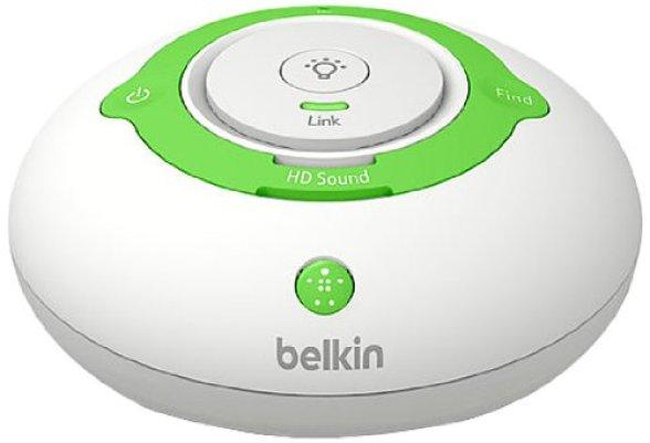 BelkinBABY 200 Ecoute bebe numerique DECT avec veilleuse et son haute fidelite