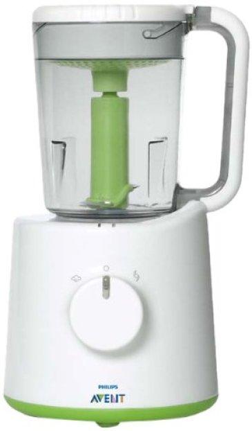 Philips Avent Cuiseur et Mixeur - Robot Maxisaveur