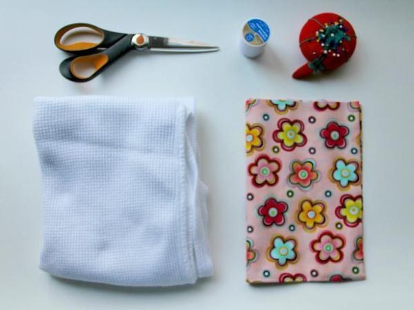 Accessoires pour serviette de bb
