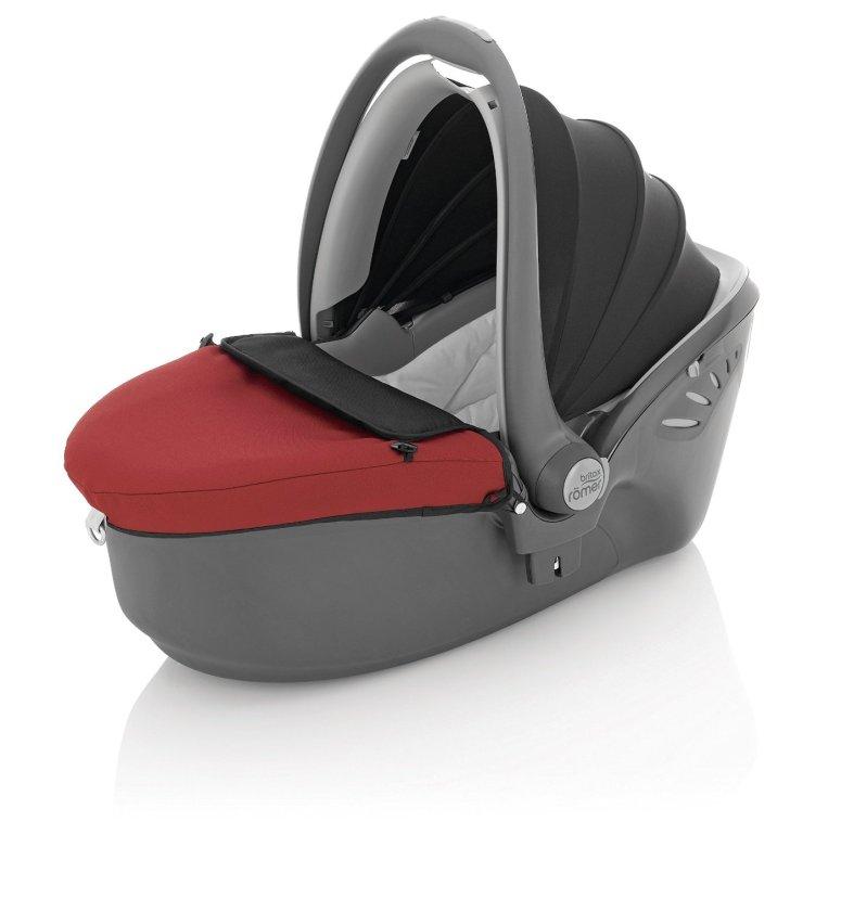 Britax Romer Siege-Auto Baby-Safe Sleeper, Groupe 0