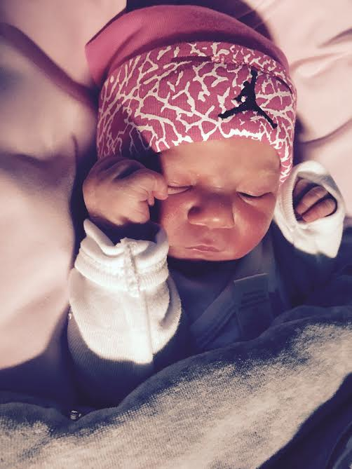 Emma, née le 12 janvier
