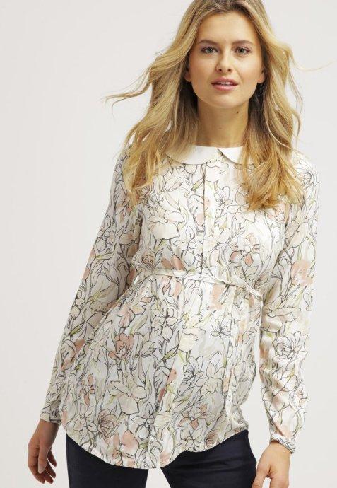 blouse fleurie zalando