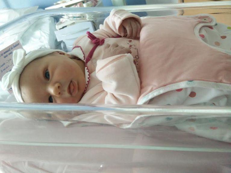 Oya, née le 1er février