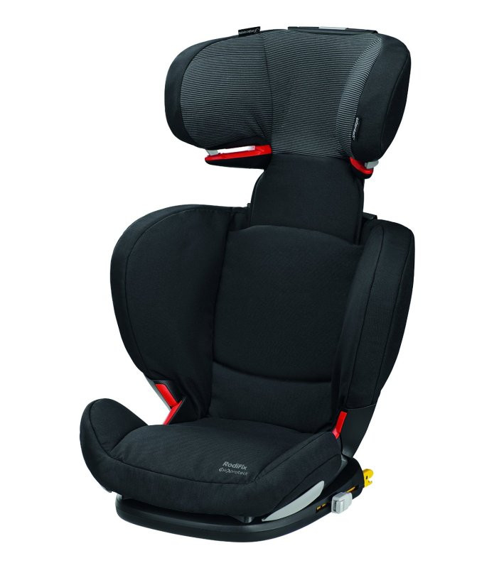 bebe Confort Rodifix Air Protect Collection 2016 Siege Auto Black Raven