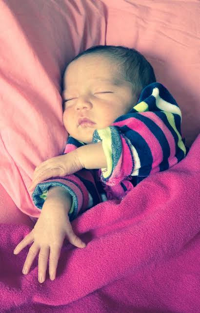 Teha, née le 8 mars