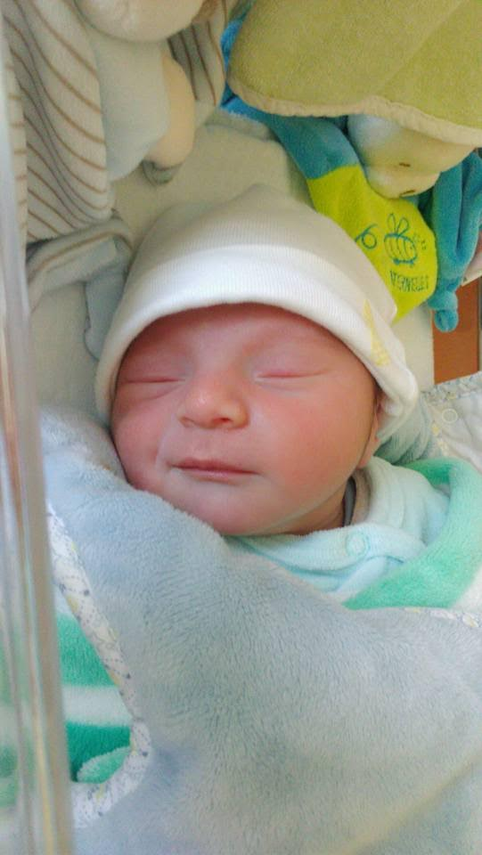 Jules, né le 23 avril