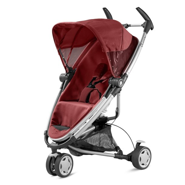 Quinny Poussette Canne Zapp Xtra Red 1.0 Rumour Collection 2016