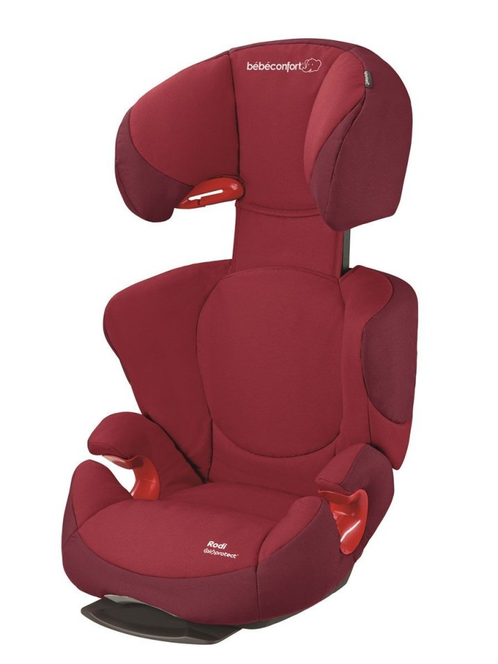 bebe Confort Siege Auto Groupe 2 3 Rodi Air Protect Robin Red Collection 2016