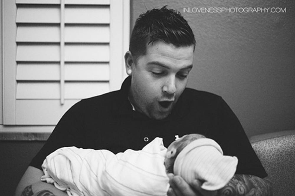 quand papa rencontre bebe pour la premiere fois 2
