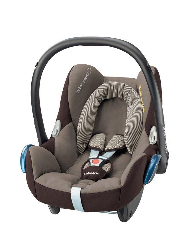 bebe Confort Siege Auto Cosi Cabriofix Earth Brown
