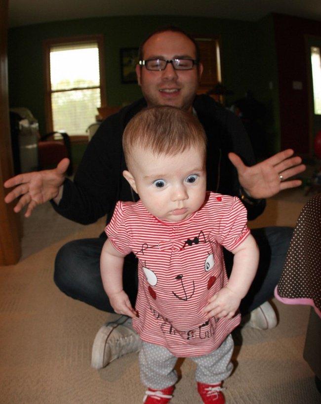 Quotidien des parents - bebe marche pour la premiere fois