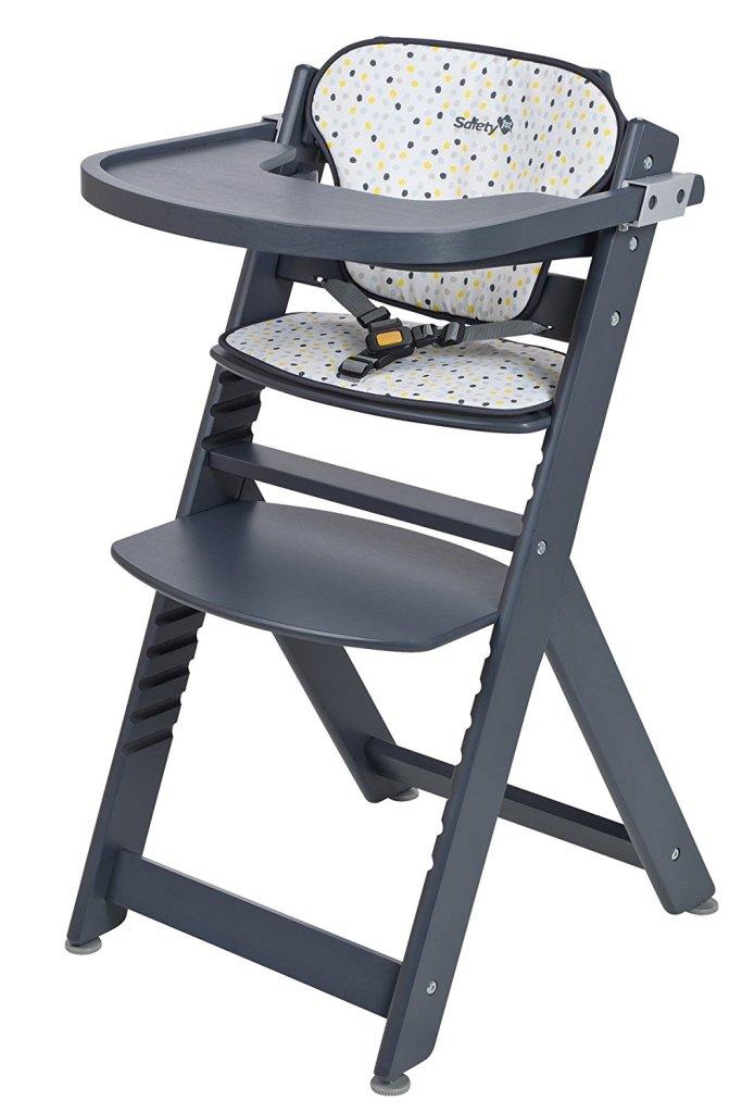 chaise haute en bois Safety 1st