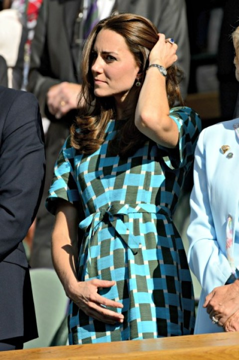 kate middleton enceinte look (10)