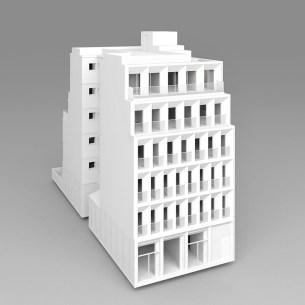 CONSTRUCTION DE 17 LOGEMENTS SOCIAUX ET UN LOCAL D'ACTIVITÉ À PARIS 15 - RIVP