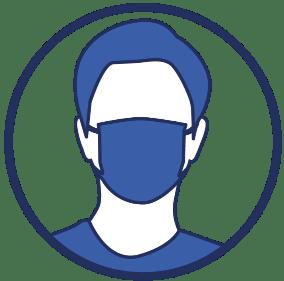 Arrêté Municipal portant obligation du port du masque sur les marchés, brocantes, les vide-greniers.