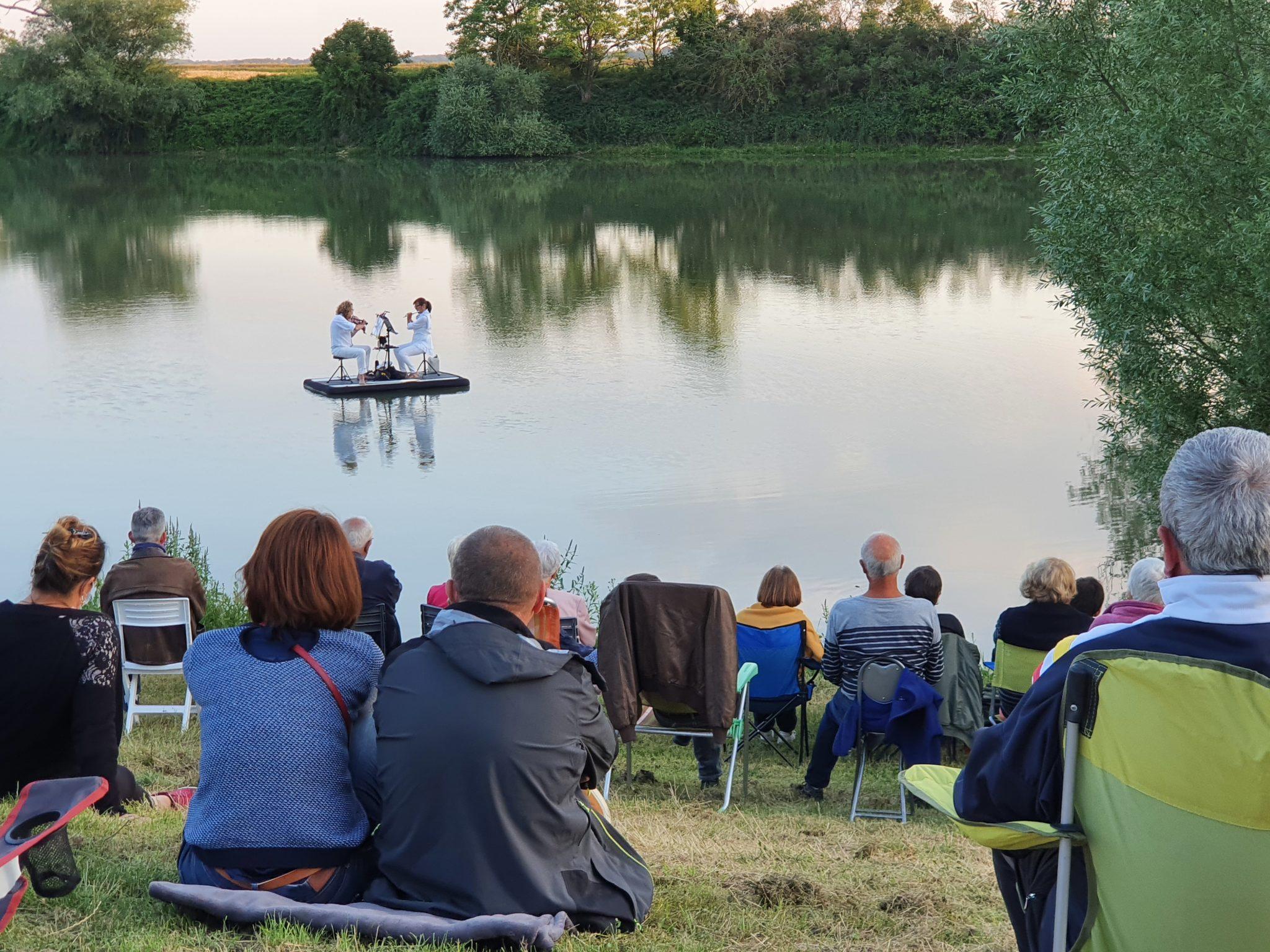 Read more about the article Rejoignez-nous au bord de l'eau… en musique !