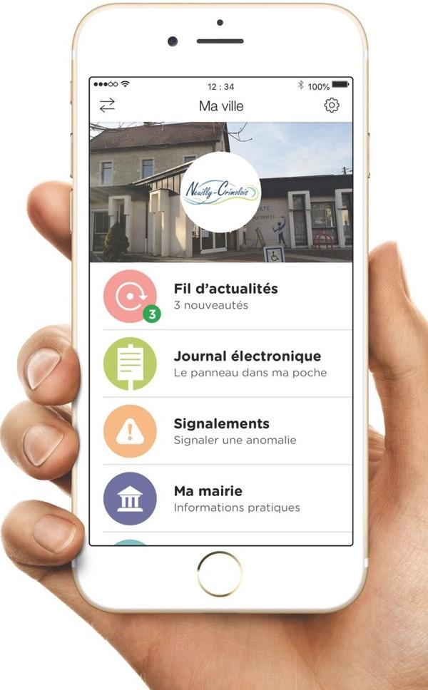 Read more about the article Restez connectés, alertés et bien plus encore, aux informations communales, avec l'application CityAll.