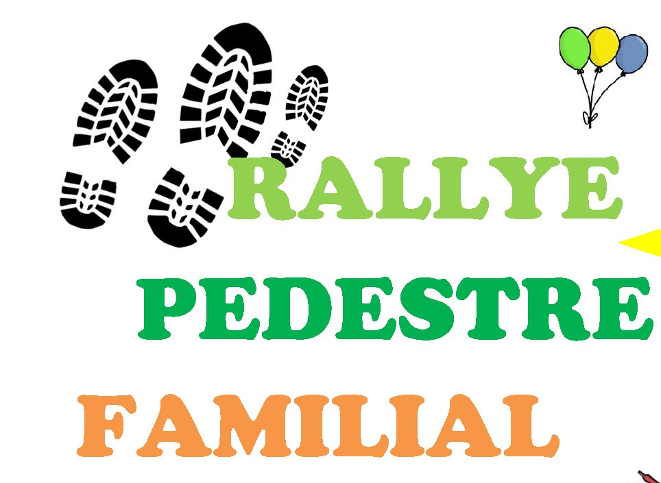 Samedi 26 juin : Rallye Pédestre familial de l'Association APE Parents TEAM.
