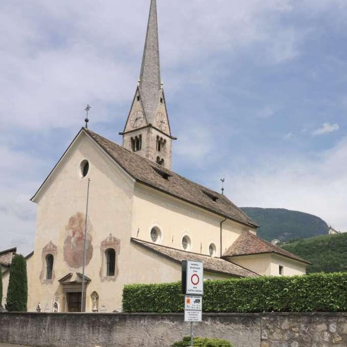 St. Nikolaus Kirche / Chiesa S. Nicoló