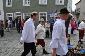 Historischer Festzug 2012