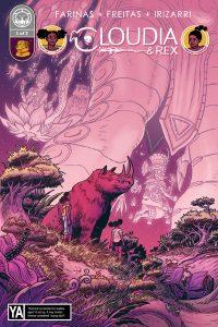 Cloudia-and-Rex #1-coverX