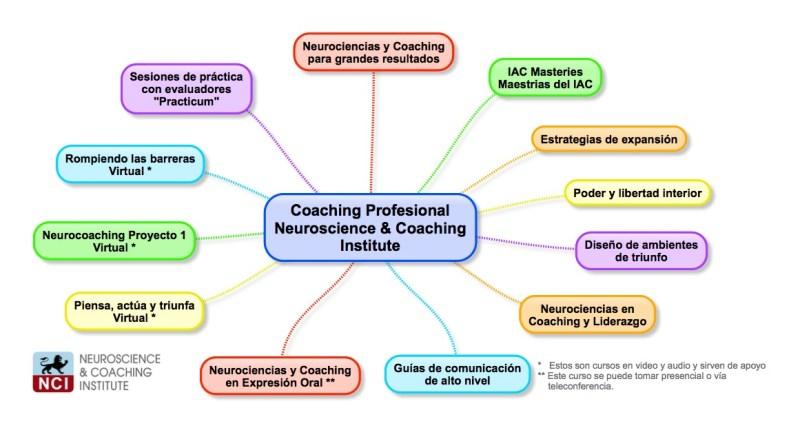 Coaching Profesional Neuroscience & Coaching Institute
