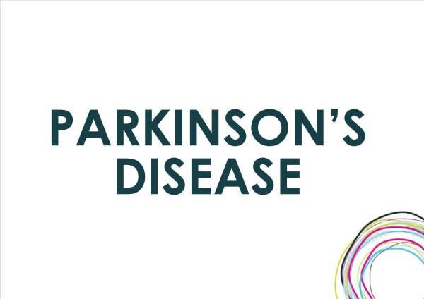 Parkinson's Disease | JPND