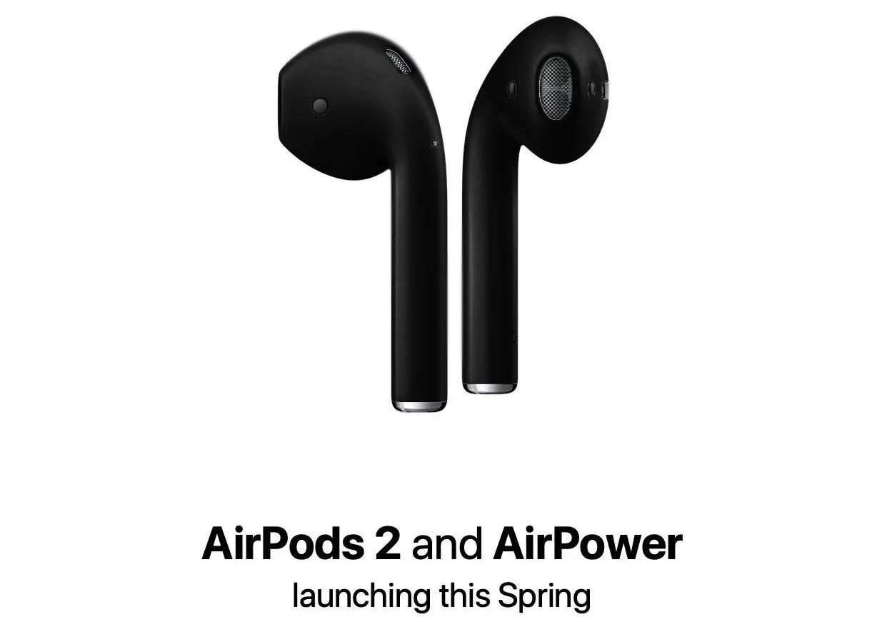3月25日のイベントでAirPods 2がついに登場か。