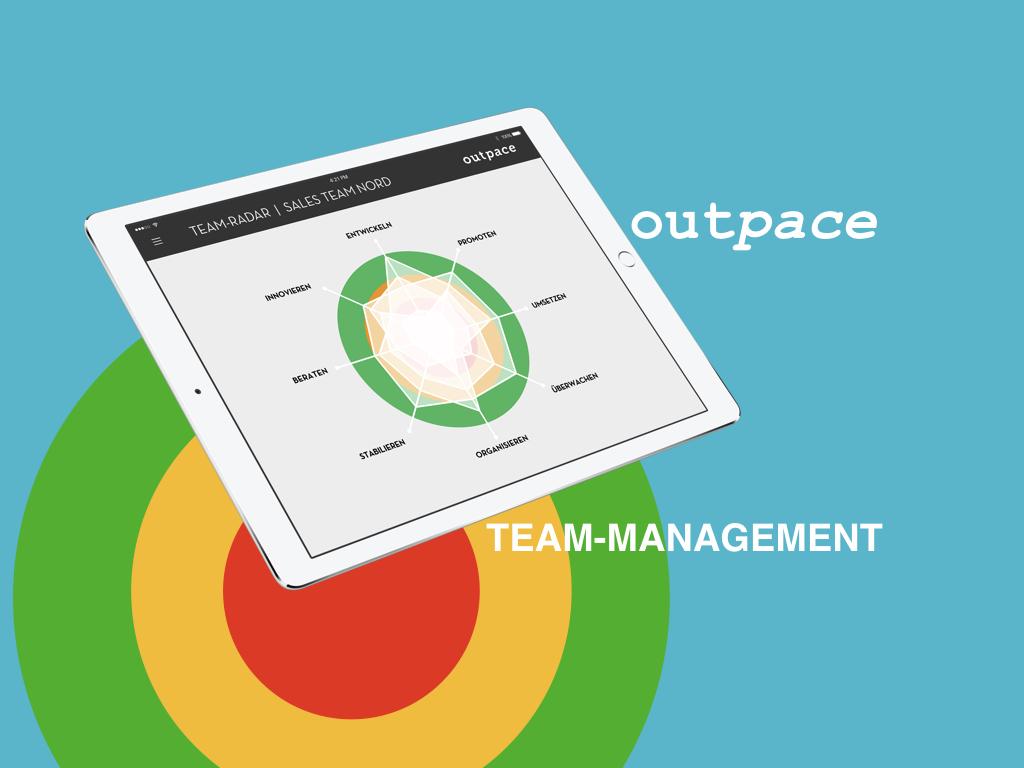 outpace Team-Management