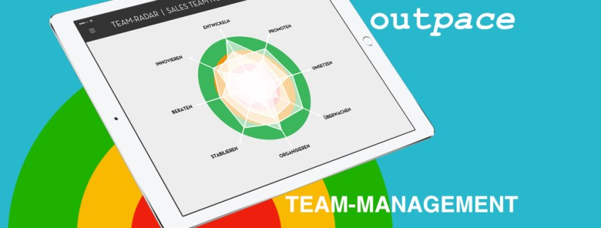 outpace Team-Management