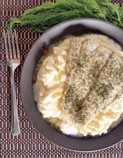 This easy dinner includes lots of cauliflower and is friendly to special diets, like gluten-free, grain-free, low-carb and ketogenic!