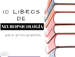 libros de neuropsicología para principiantes