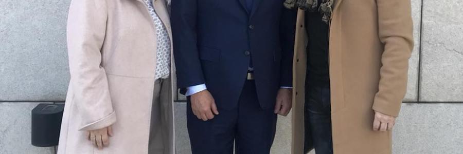 I Congresso Nacional de Neuropsicologia Legal e Forense com António Ponte, American Psychological Association president.