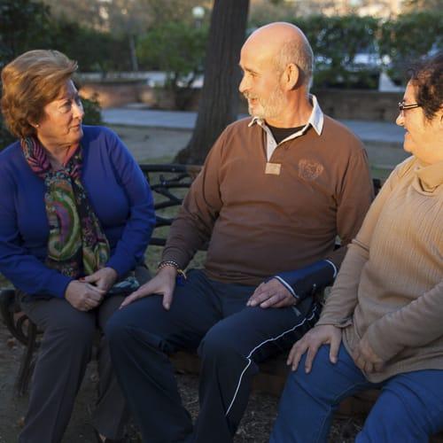 pacientes de daño cerebral Hospitales Nisa