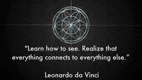 Connectedness Da Vinci