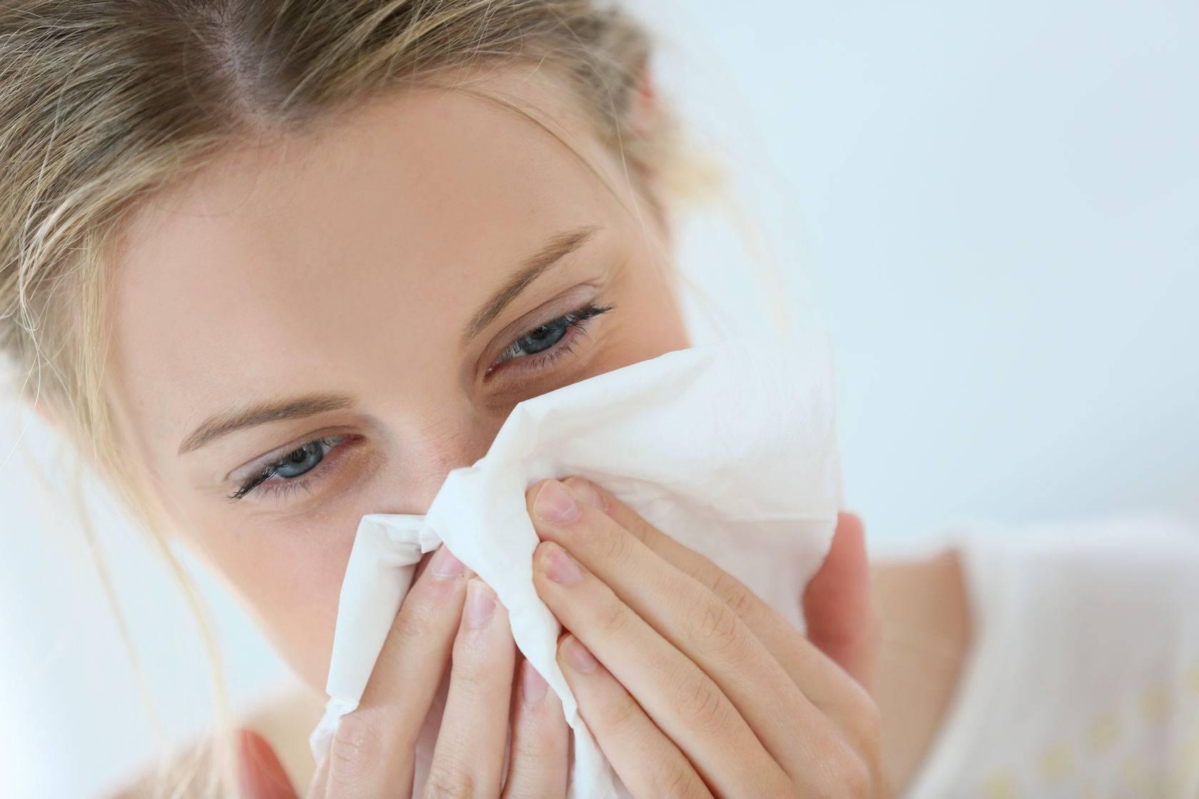frequent nosebleeds