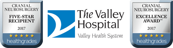 Valley Hospital Logo Cranial Award 2