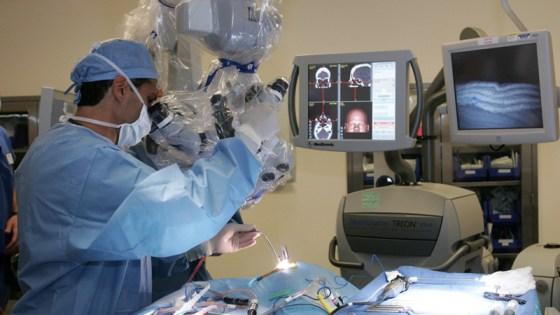 Faces of Neurosurgery: Dr. Behnam Badie