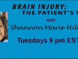 "NOW, LIVE, Patient Support Group for Brain Trauma, LIVE, Discusses Book, ""Change your Brain, Change Your Life"""