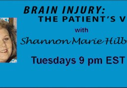 """NOW, LIVE, Patient Support Group for Brain Trauma, LIVE, Discusses Book, """"Change your Brain, Change Your Life"""""""