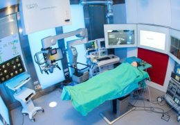OR of the future: Surgical navigation systems and integrated devices