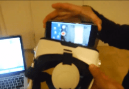 """Virtual reality glasses and """"Eye-hands blind technique"""" for microsurgical training in Neurosurgery"""