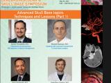 Univ of Miami #cerebrovascular #skullbase Zoomposium Thursday MAY 20 at 5pm EDT featuring 4 stars of #skullbasesurgery